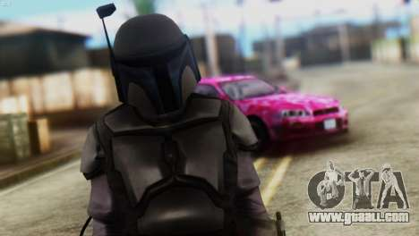 Star Wars Repulic Commando 2 Jango Fett for GTA San Andreas third screenshot