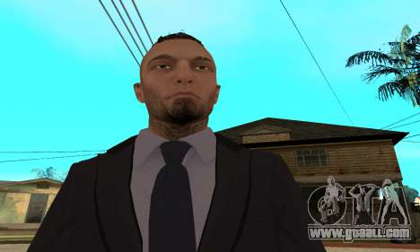 Mens Look [HD] for GTA San Andreas
