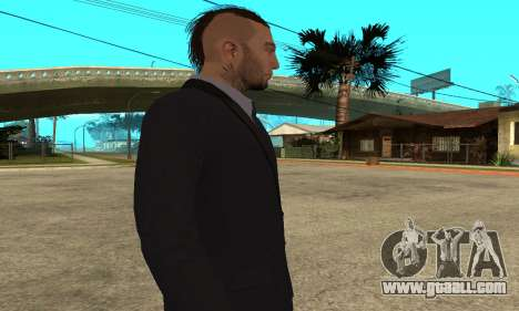 Mens Look [HD] for GTA San Andreas fifth screenshot