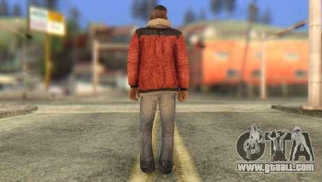 Luis Lopez Skin v3 for GTA San Andreas second screenshot