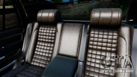 Range Rover Vogue Lumma Stratech for GTA San Andreas inner view