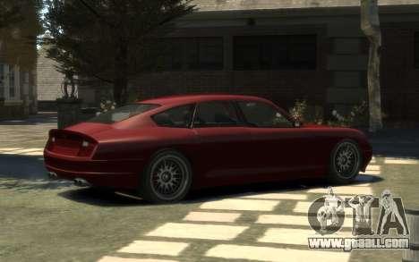 Pfister Alterego for GTA 4 left view