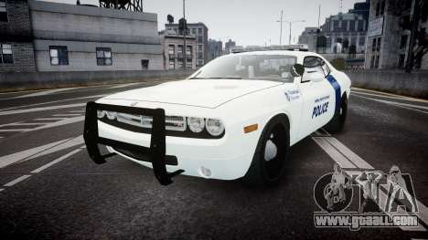 Dodge Challenger Homeland Security [ELS] for GTA 4