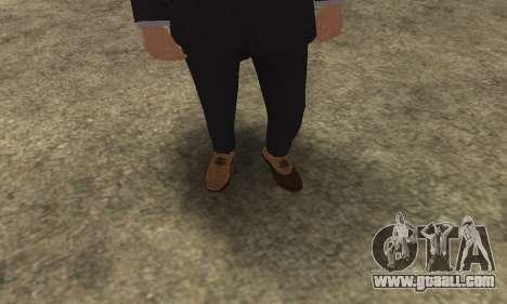 Mens Look [HD] for GTA San Andreas third screenshot