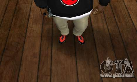 Ballas Cool Pack for GTA San Andreas second screenshot