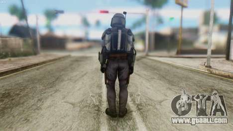 Star Wars Repulic Commando 2 Jango Fett for GTA San Andreas second screenshot