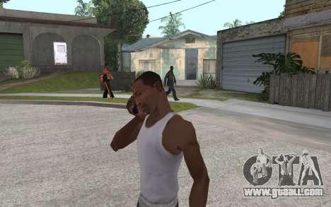Handset for GTA San Andreas third screenshot