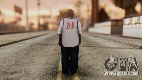 Big Smoke Skin 3 for GTA San Andreas third screenshot