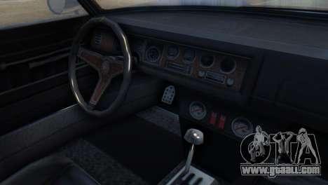GTA 5 Pegassi Monroe IVF for GTA San Andreas right view