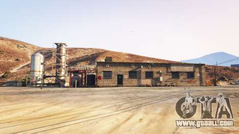 GTA 5 Trucking v1.4 third screenshot