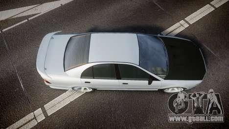 Maibatsu Vincent 16V Sport for GTA 4 right view