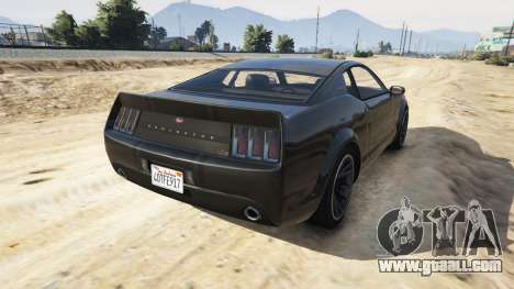 GTA 5 Knight rider v1.0b third screenshot