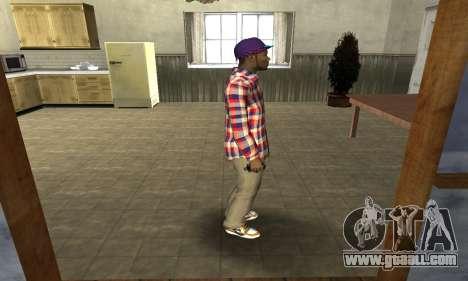 Ballas Cool Pack for GTA San Andreas ninth screenshot