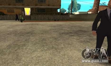 Mens Look [HD] for GTA San Andreas forth screenshot