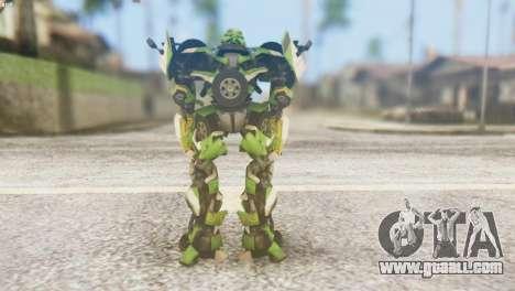 Ratchet Skin from Transformers v2 for GTA San Andreas third screenshot