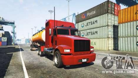 Trucking v1.4 for GTA 5