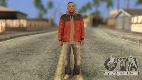 Luis Lopez Skin v3 for GTA San Andreas