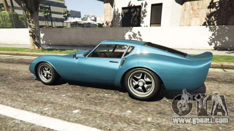 Super speed car for GTA 5