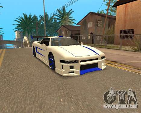 Infernus Skin for GTA San Andreas