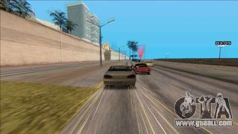 COP Plus for GTA San Andreas third screenshot