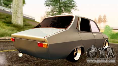 Dacia 1300 Tuning for GTA San Andreas left view