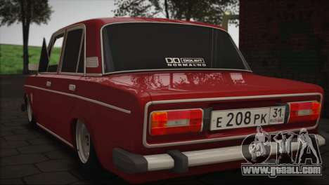 VAZ 2106 MansorY for GTA San Andreas right view