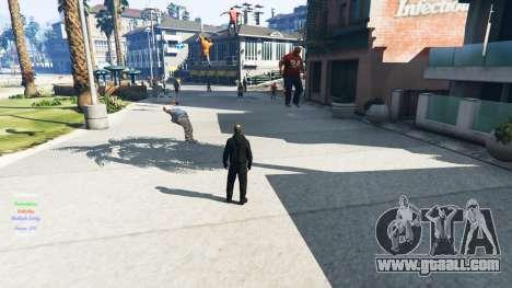 GTA 5 Telekinesis second screenshot