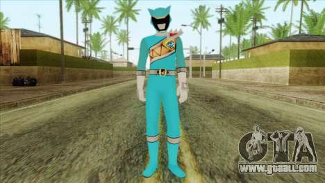 Power Rangers Skin 1 for GTA San Andreas