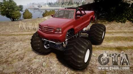 Albany Cavalcade FXT Cabrio Monster Truck for GTA 4