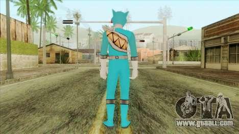 Power Rangers Skin 1 for GTA San Andreas second screenshot