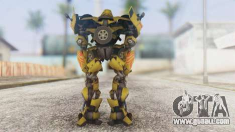 Ratchet Skin from Transformers v1 for GTA San Andreas third screenshot