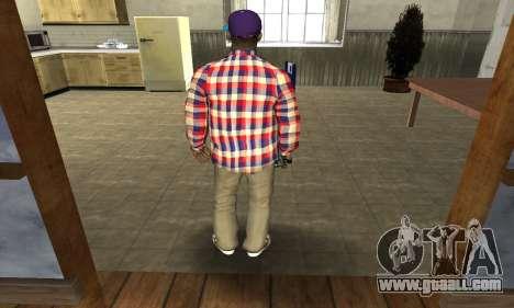 Ballas Cool Pack for GTA San Andreas tenth screenshot