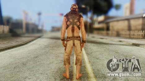 Lunatic NPC from Batman Arkham Asylum for GTA San Andreas third screenshot