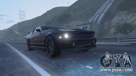 Knight rider v1.0b for GTA 5