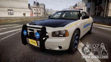 Dodge Charger Alaska State Trooper [ELS] for GTA 4