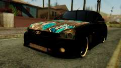 VAZ 2172 Coupe for GTA San Andreas