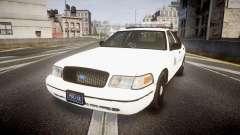 Ford Crown Victoria Metropolitan Police [ELS]