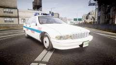 Chevrolet Caprice Liberty Police v2 [ELS] for GTA 4