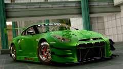 Nissan GT-R (R35) GT3 2012 PJ1 for GTA San Andreas