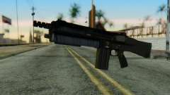 Assault Shotgun GTA 5 v1 for GTA San Andreas