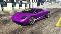 Super speed car