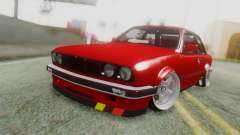 BMW M3 E30 B. O. Construction for GTA San Andreas