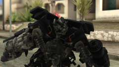 Ironhide Skin from Transformers v2