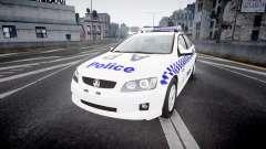Holden Commodore Omega NSWPF [ELS]