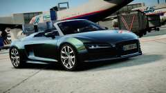 Audi R8 Spyder 2014 [EPM] for GTA 4