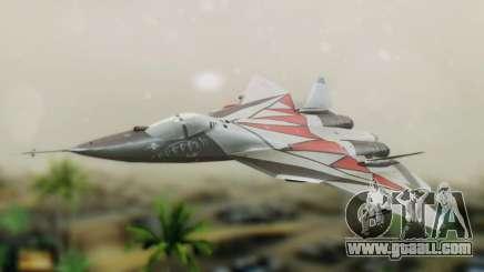 T-50 PAK-FA -Akula- for GTA San Andreas