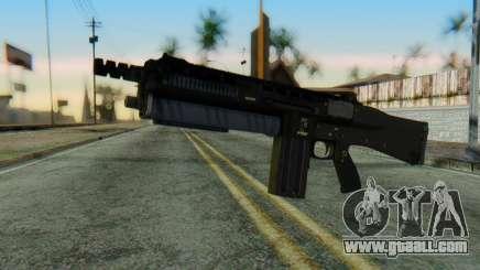 Assault Shotgun GTA 5 v1 for GTA San Andreas