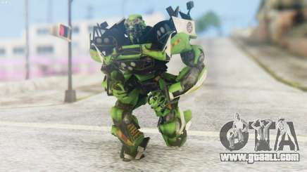 Ratchet Skin from Transformers v2 for GTA San Andreas