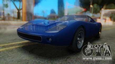 GTA 5 Pegassi Monroe IVF for GTA San Andreas