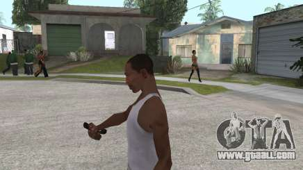 Handset for GTA San Andreas